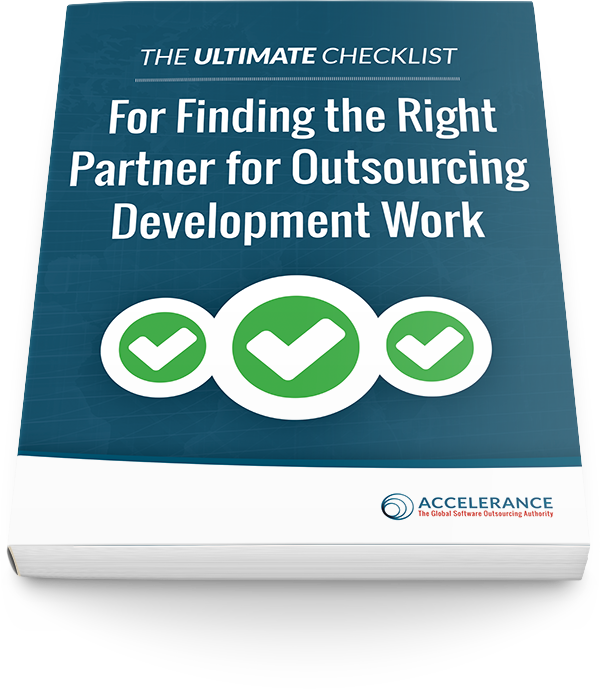 Accelerance - Finding the Right Partner for Outsourcing Development Work