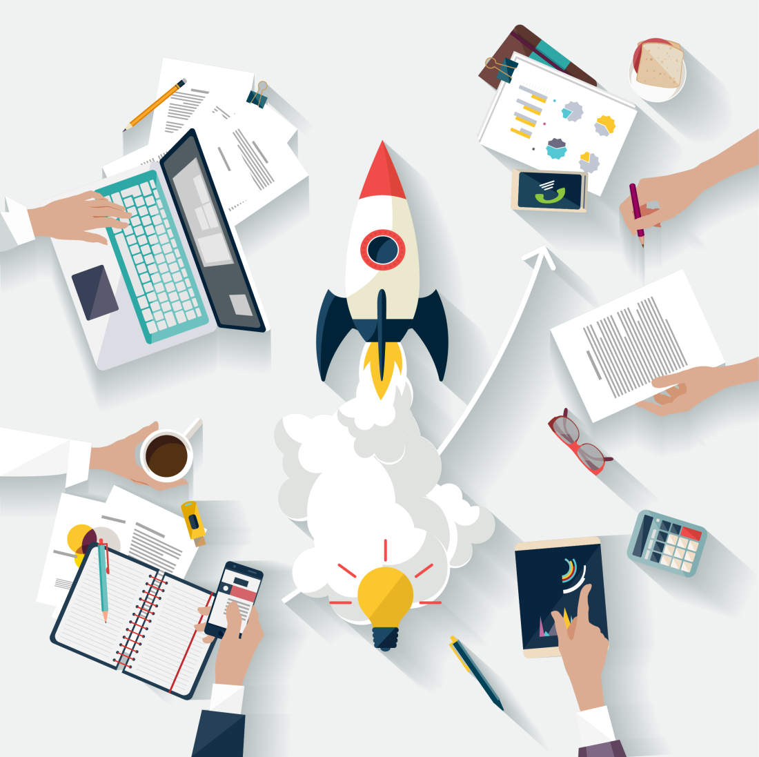 Top 12 Project Management Platforms for Startups Outsourcing Development