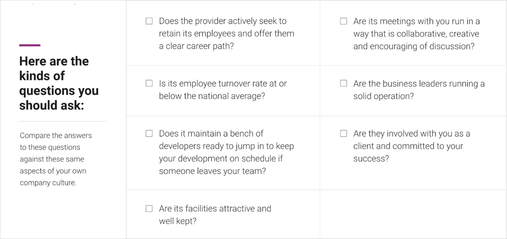 Due Diligence - Graphic 1 - Checklist