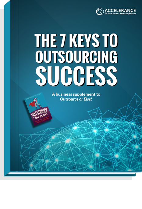 Accelerance - 7 Keys To Outsourcing Success eBook