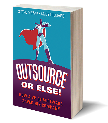 Outsource or else