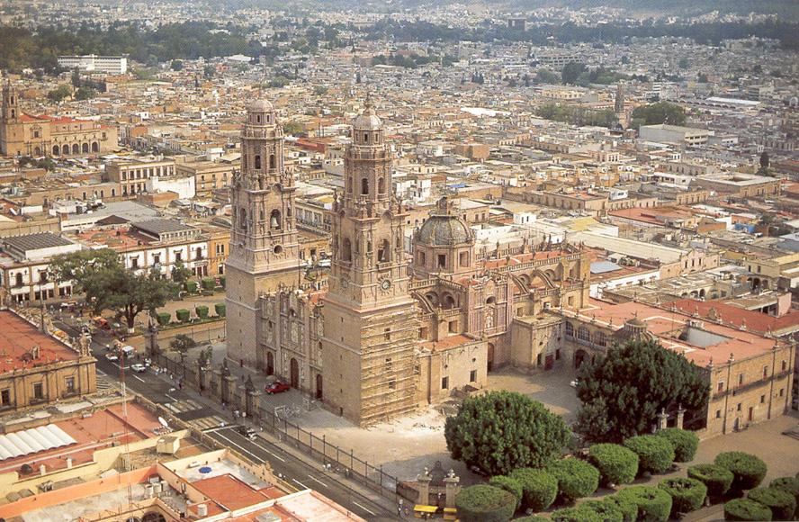 morelia Scio Mexico