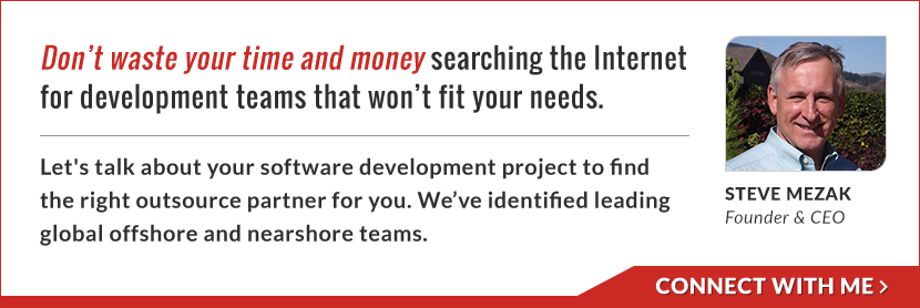 outsourcing software development