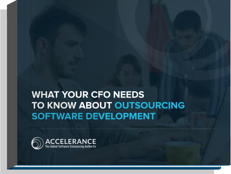 What Your CFO Needs To Know About Outsourcing Software Development
