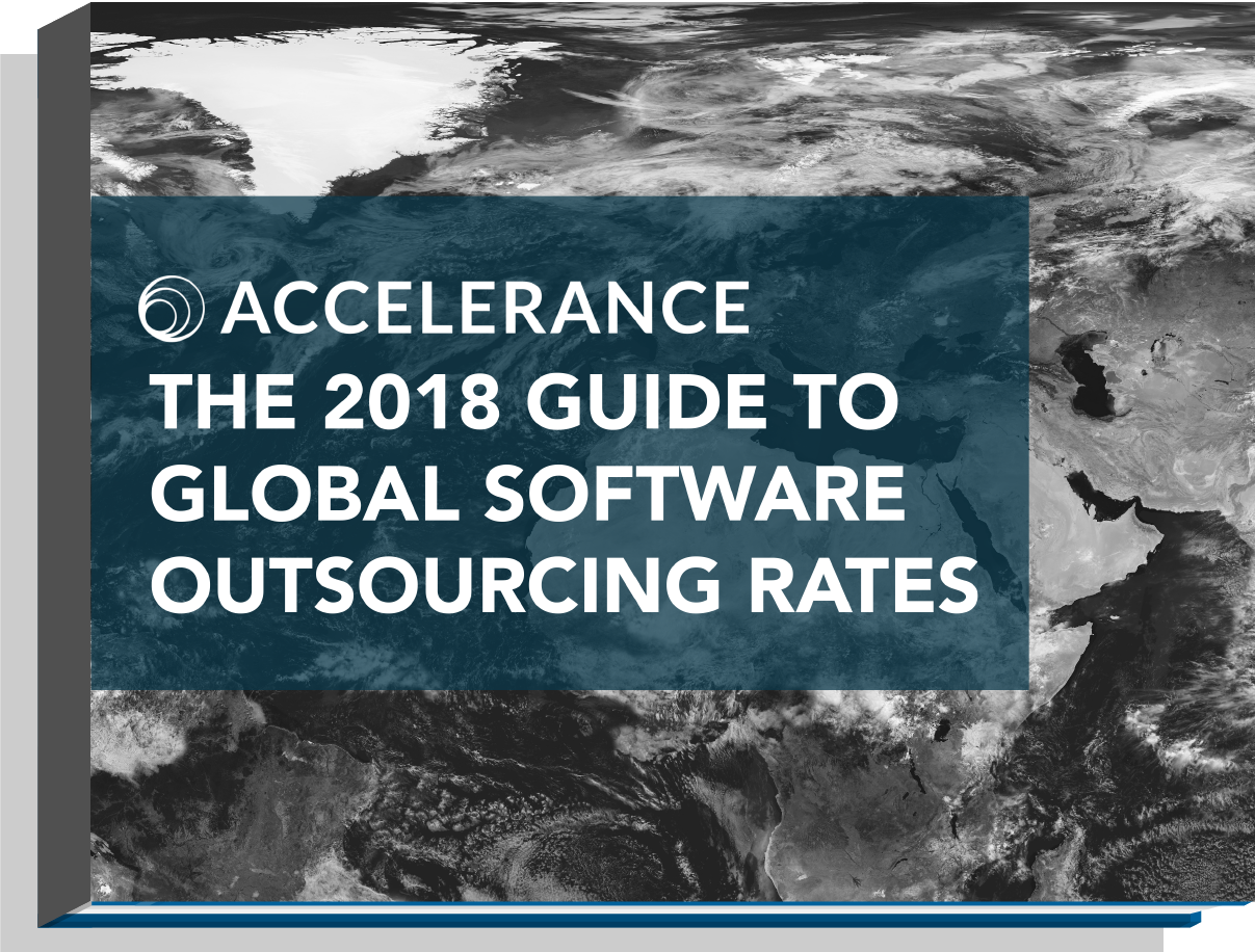 The 2018 Guide to Global Software Outsourcing Rates