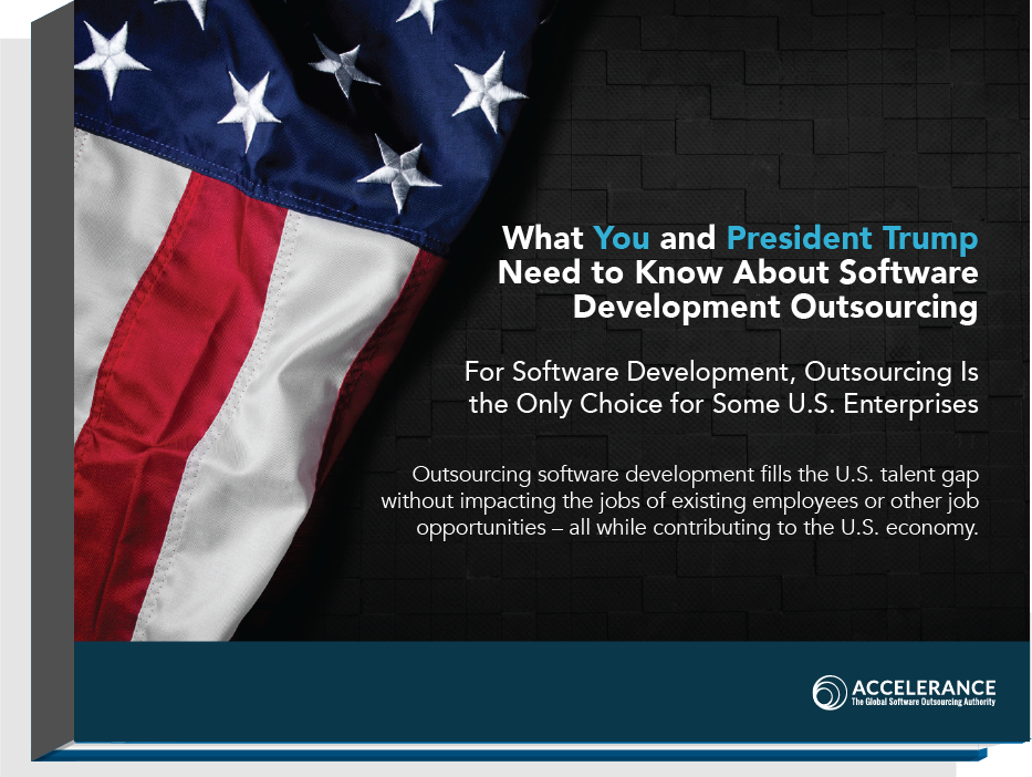 What You and President Trump Need To Know About Software Outsourcing